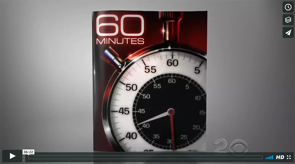 60 Minutes The Influencers